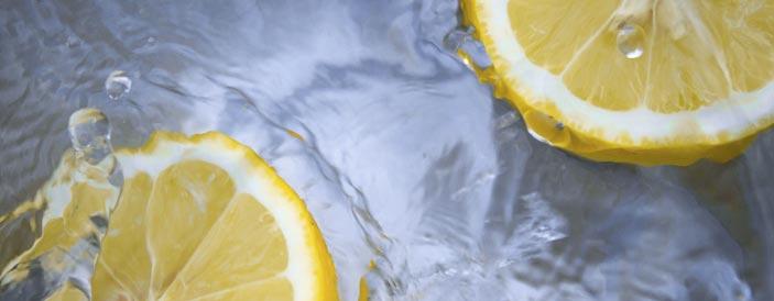 Solán de Cabras. Bebidas Naturales limón