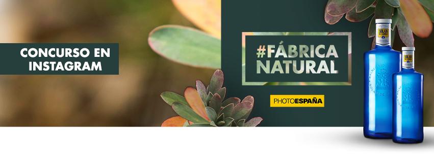 Concurso #FábricaNatural.  #FÁBRICANATURAL