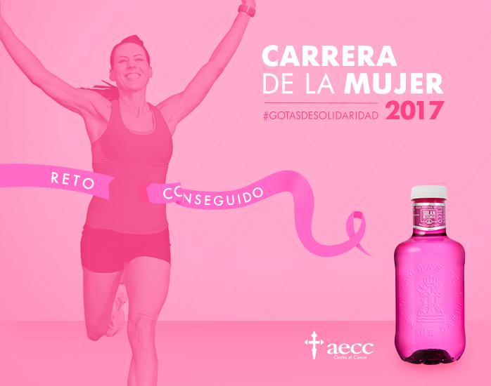 VOLUNTARIOS CARRERA DE LA MUJER. súmate al reto de la carrera de la mujer