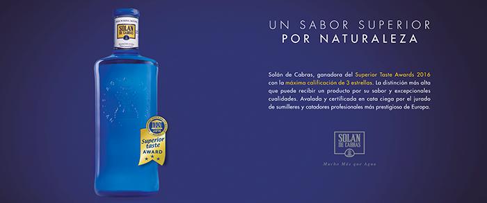 """SOLÁN DE CABRAS, A """"SUPERIOR"""" TASTE"""