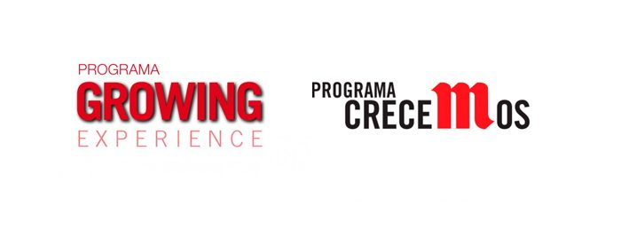 Programa Growing Experience y Programa Crecemos