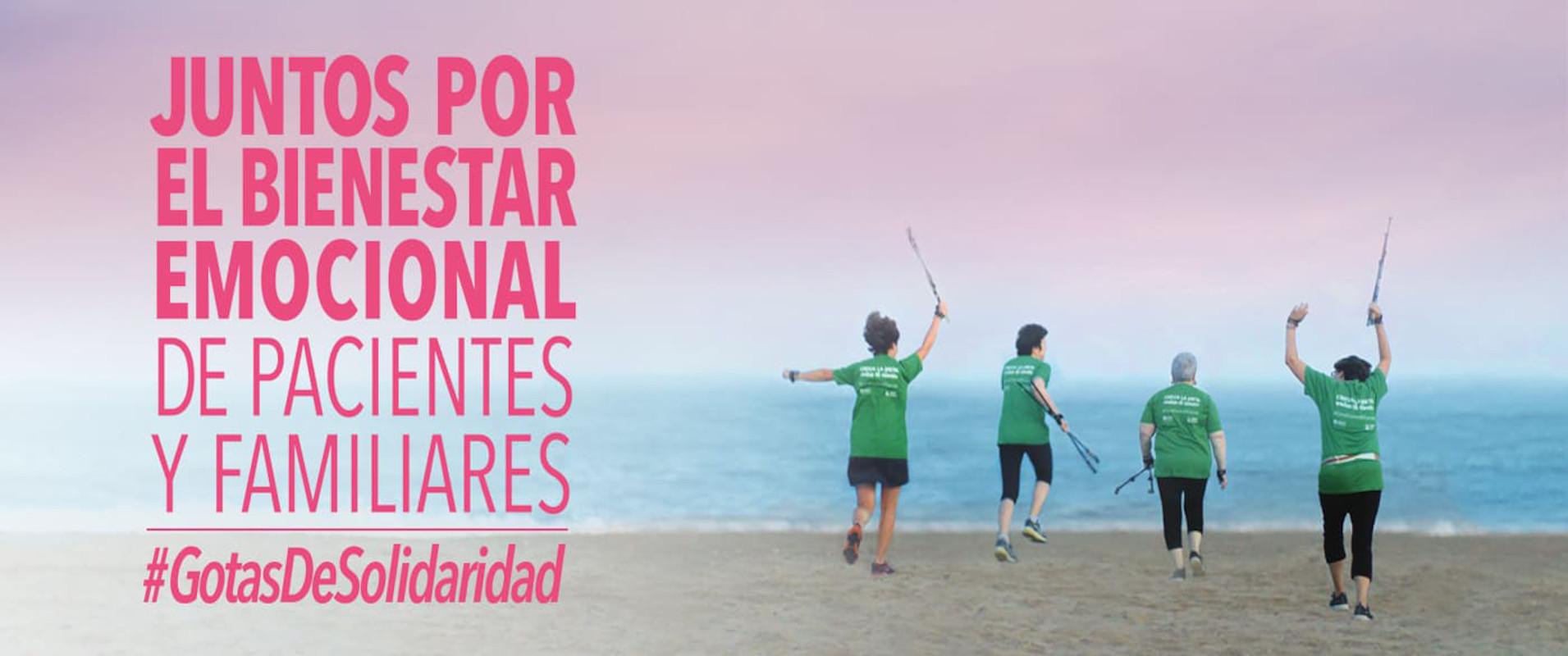 SOLÁN DE CABRAS Y LA AECC VUELVEN A UNIRSE CON #GOTASDESOLIDARIDAD