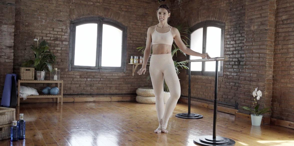 Ballet Fit: estiramientos