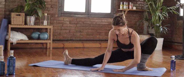 Ballet Fit con Solán de Cabras: Flexibilidad