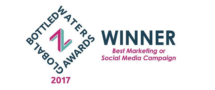 Solán de Cabras - Winner Global Bottled Waters Awards